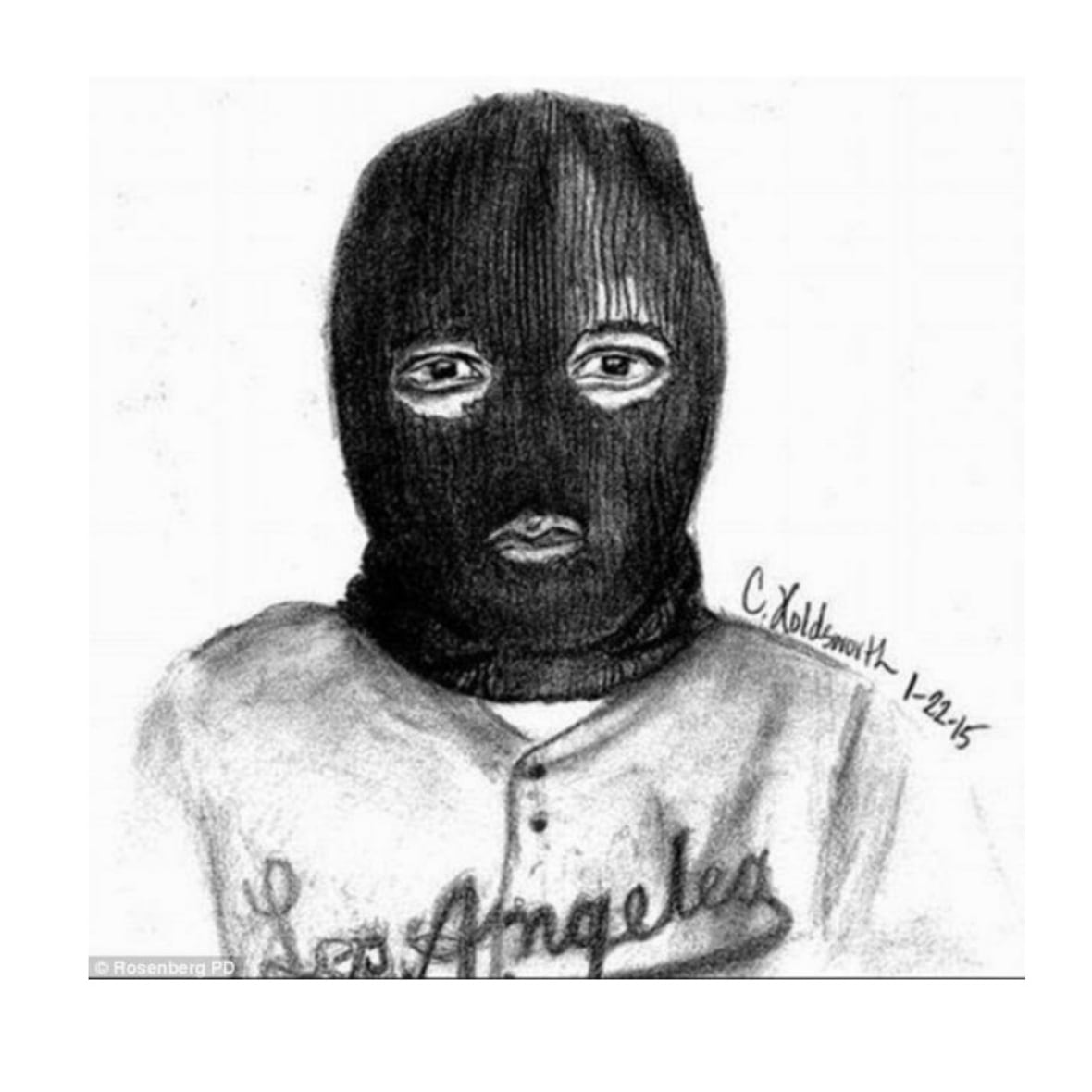 to catch a criminal police sketches can be useful or hilarious