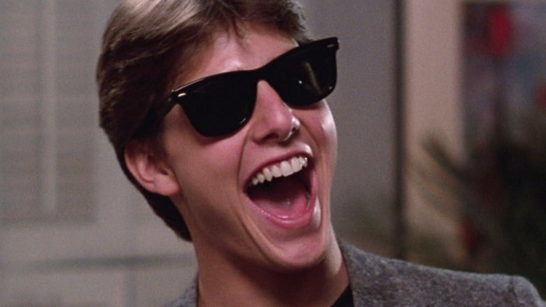 615f8ac0df3 How a pants-free Tom Cruise rescued Ray-Ban