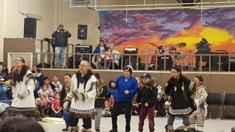 Rankin Inlet drum dance