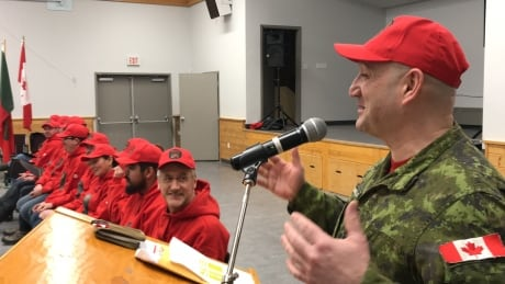 Canadian Rangers Teslin 1