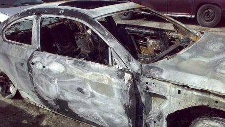 Man sues BMW Canada for $2M alleging defect caused highway fire