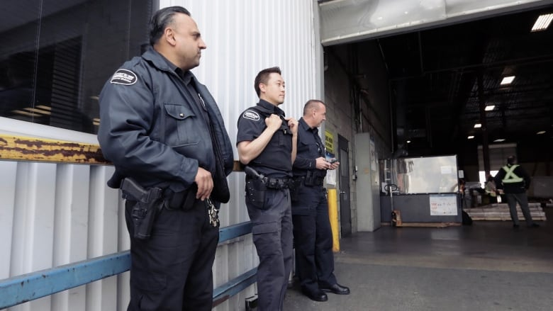 Airplane full of legal marijuana lands at YVR   CBC News