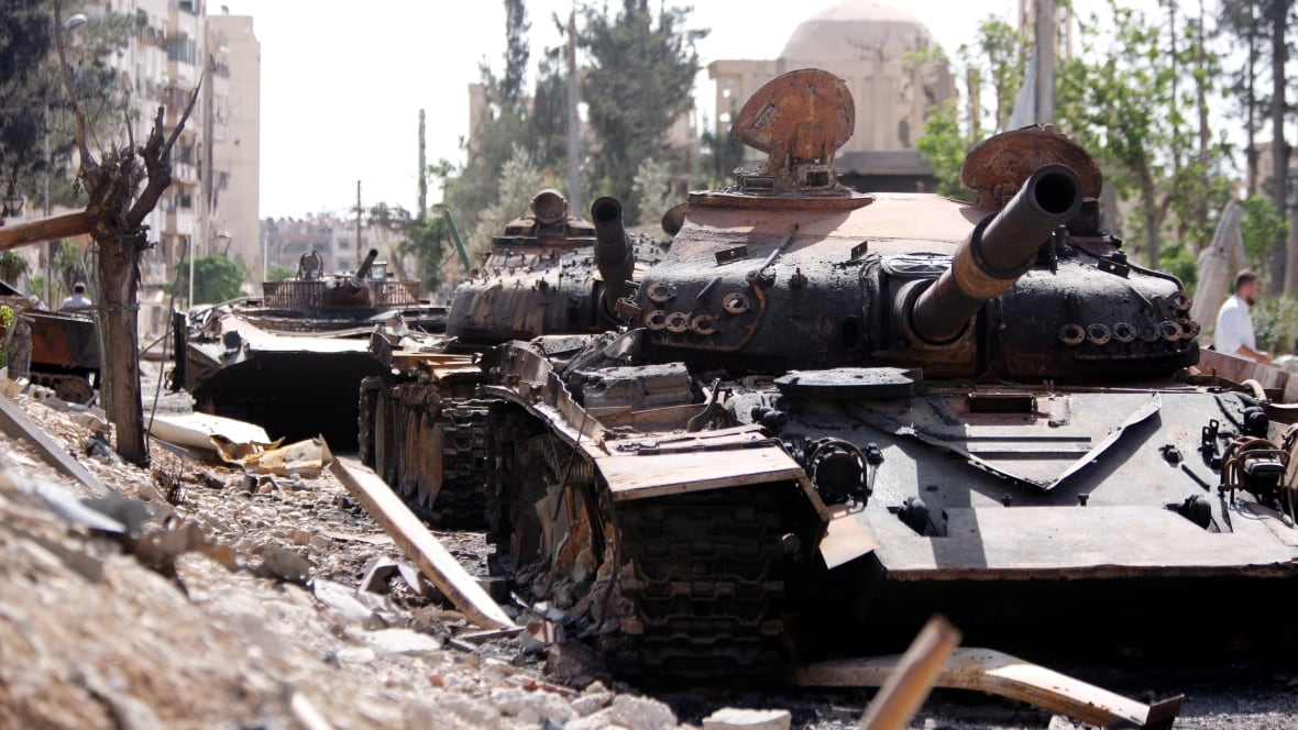 Syria gives 48 hour ultimatum to terrorists to leave