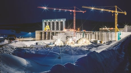 Nalcor issues stop-work order to Astaldi; 500 workers being sent home from Muskrat Falls