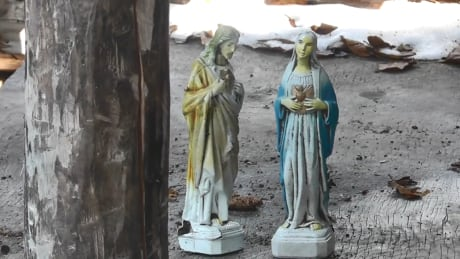Mary Jesus Statues