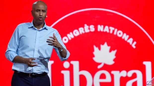 Immigration minister says he was target of racial profiling, calls on Liberals to fight racism