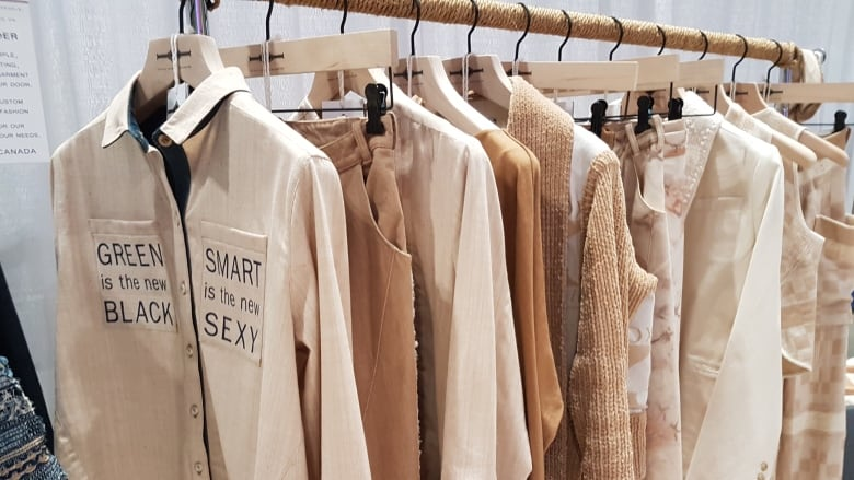 3c03a5bc9c Peggy Sue Collection is part of a movement dubbed the Farm-to-Fashion  Runway. The brand focuses on garments made with natural animal and plant  fibres grown ...