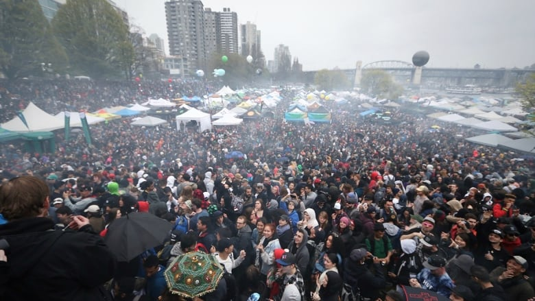 Vancouver 4/20 organizers send $30K cheques to cover event