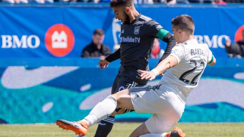 Impact crumble against LAFC after holding halftime lead | CBC Sports