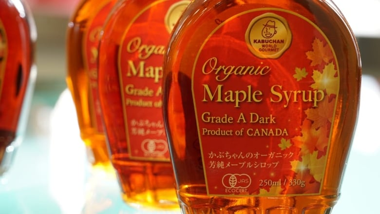 6ea4f8bc4a0 Since it began importing Quebec maple products to Japan 15 years ago