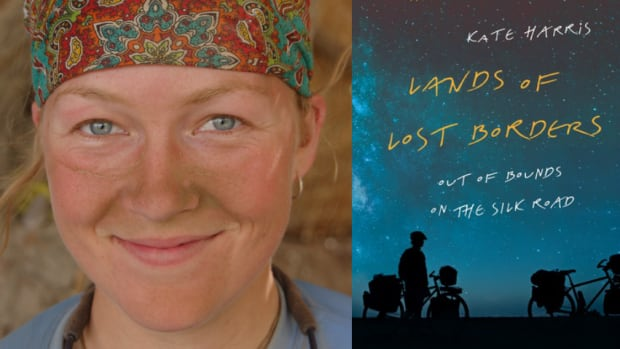 How a hunger for a wider world led Kate Harris to cycle the Silk Road | CBC Radio
