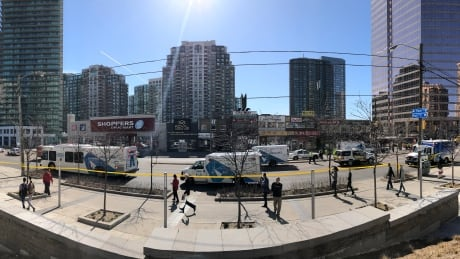 What you need to know: Road closures, TTC disruptions 1 day after van attack | CBC