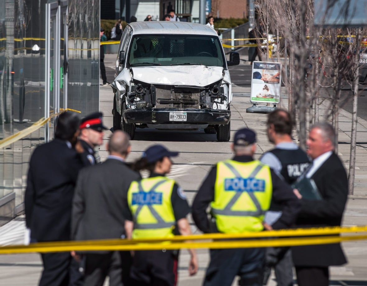 Toronto attack suspect charged as investigators search for motive