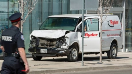 Terrorist? Misogynist? Labelling the Toronto van attacker a pointless exercise: Robyn Urback
