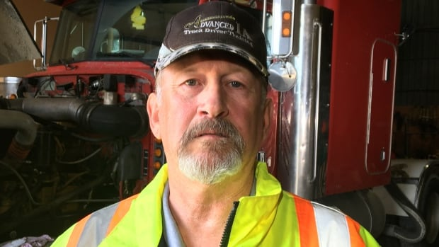 'Lives are at stake': Truck driving instructor says 'anyone with a pulse' can pass semi tests in Canada | CBC News