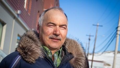 Joe Savikataaq, Nunavut's minister of environment