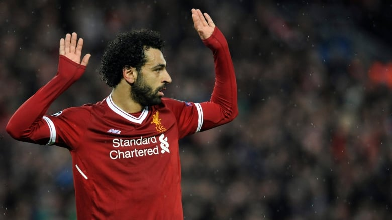 huge selection of 24dd5 31085 Champions League: Salah leads Liverpool over Roma in semis ...