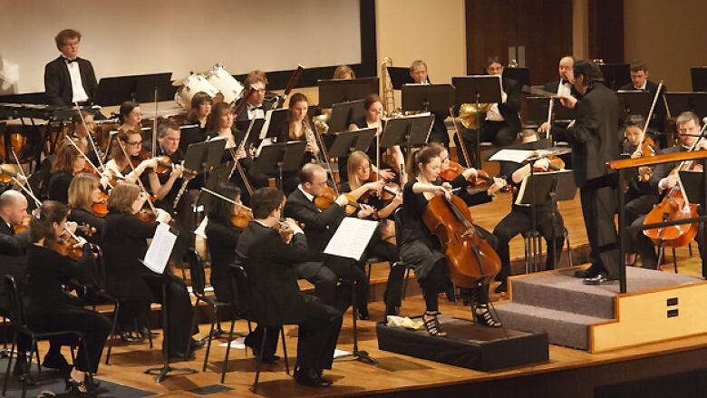 Cambrian College and the Sudbury Symphony team up to offer music