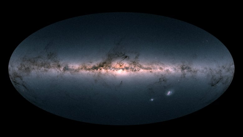 How A Catastrophic Cosmic Collision Changed the Milky Way Forever
