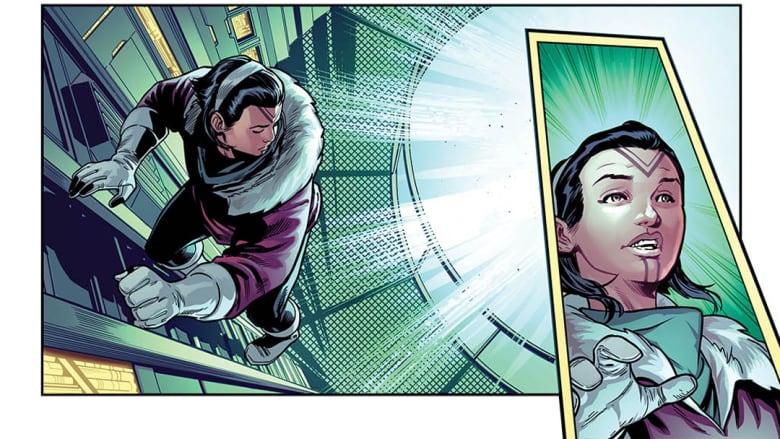 Meet Snowguard: Marvel Comics' new Inuk teen superhero | CBC