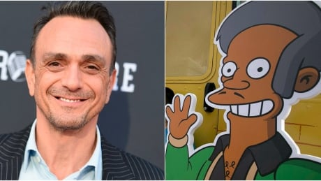 Hank Azaria, Apu from The Simpsons