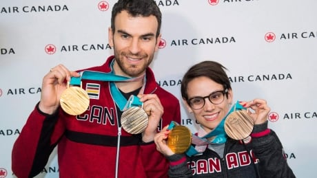 Canadian pairs skaters Meagan Duhamel, Eric Radford officially retire