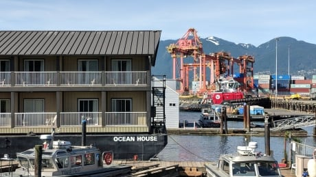 Haida Nation reveals new luxury floating lodge