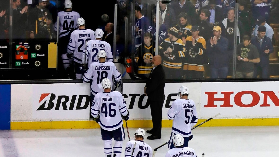 It Wasn't A 2013 Collapse, But This Game 7 Loss To Bruins Was Close