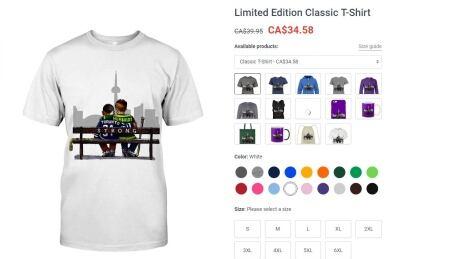 TeeChip T-shirt