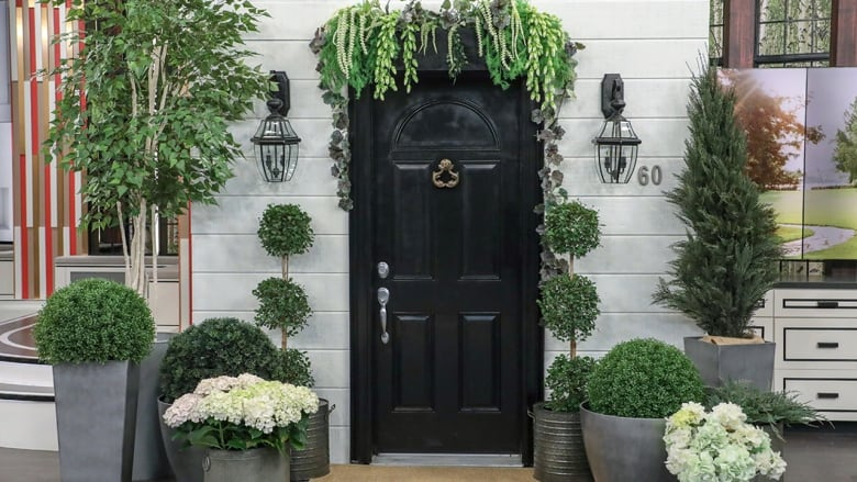 Front Door Decor Make A Grand First Impression With These Easy To