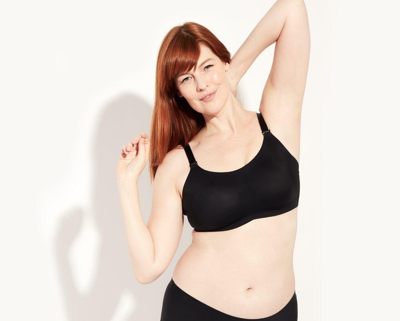 Victoria/'s Secret Body by Victoria Lined Strapless Multi-Way Bra White