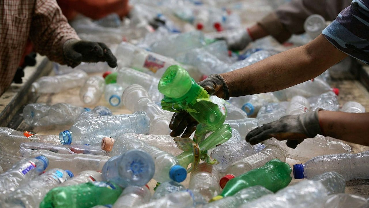 84ff6b9b9d Bottled water could soon be sold in plastic-free, biodegradable bottles |  CBC News
