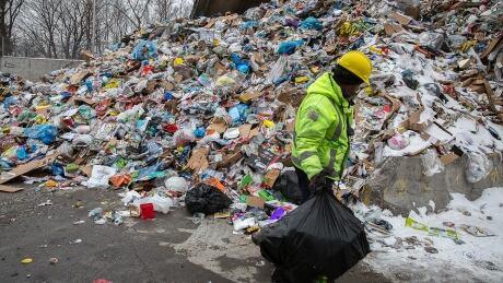 Recycling Bermondsey Transfer station