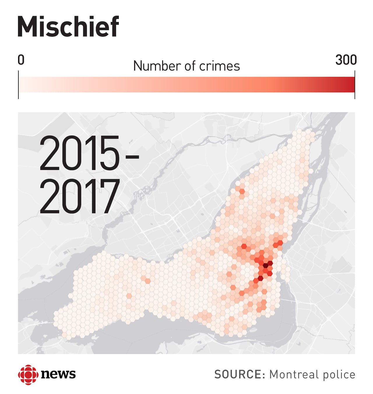 What 3 years of detailed crime data tells us about how safe a city