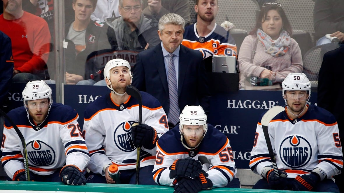 Edmonton Oilers part ways with two assistant coaches