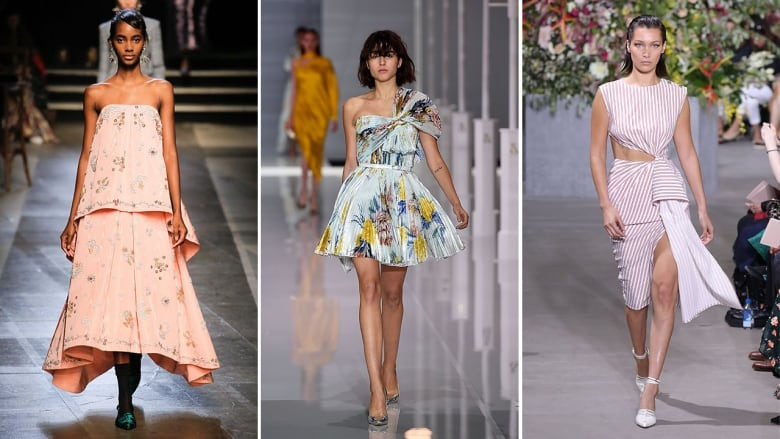 Having trouble picking a prom dress? Take inspo from these hot-off-the-runway looks | CBC Life