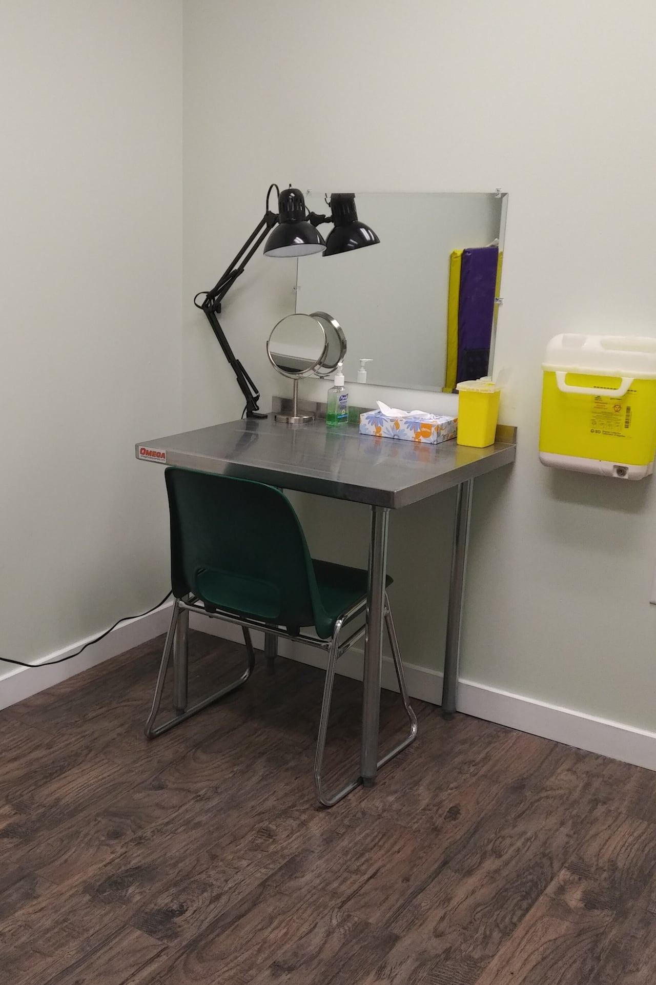New temporary safe injection sites open in Kensington