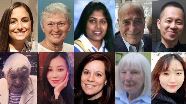 these are the victims of toronto s deadly van attack cbc news