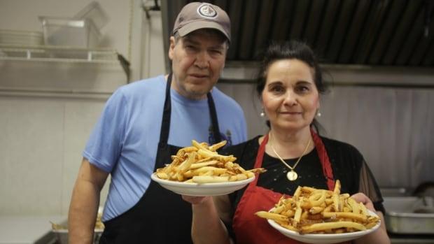 Gina S Restaurant Edmonton