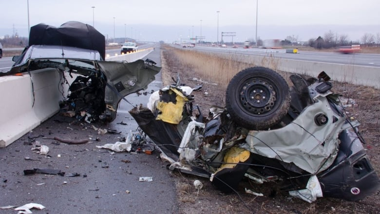 Whitby man, 29, dead after vehicle smashes into concrete