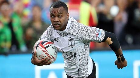 Fiji Rugby 7s Alasio Sovita Naduva