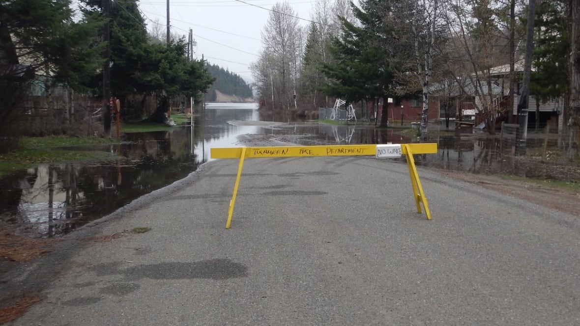 Flooding in Central Interior and Cariboo prompts warning from province