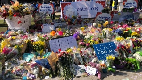toronto van attack vigil