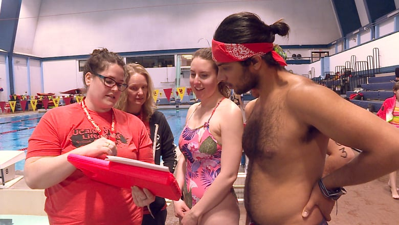 034694a14b3b Lifeguards dive into skills competition at U of C Lifeguard Games ...