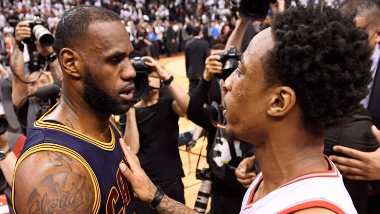 03d0e7354889 Raptors  want to be the team  that knocks off LeBron James