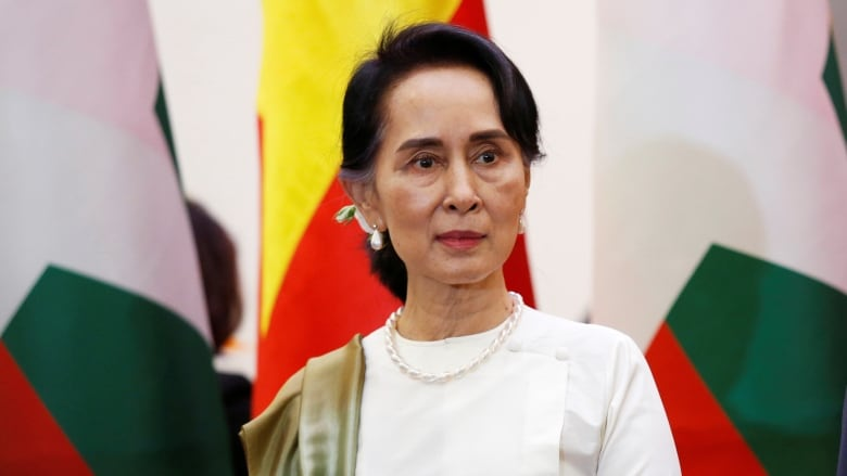 United Nations rights chief raps Myanmar's Suu Kyi over anti-Rohingya violence