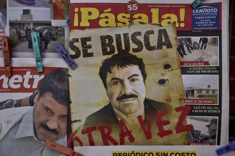 DEA agent describes the hunt for El Chapo, the world's most