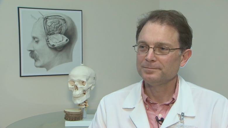 Gaming meets medicine to become a Nova Scotia neurosurgeon's