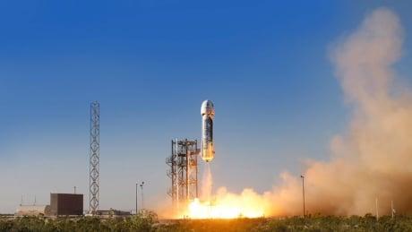 Space Blue Origin