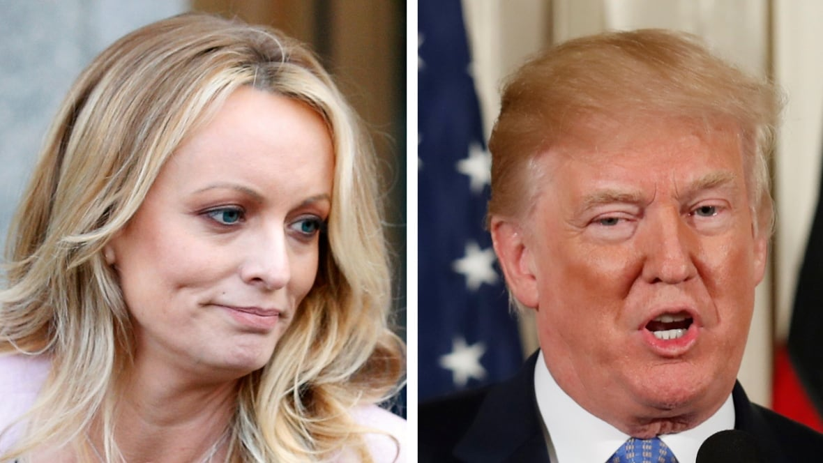 Porn Star Stormy Daniels Files New Defamation Suit Against President Donald Trump